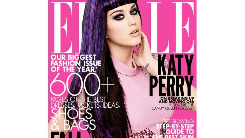 Illustration for article titled Katy Perry Is Not A Role Model