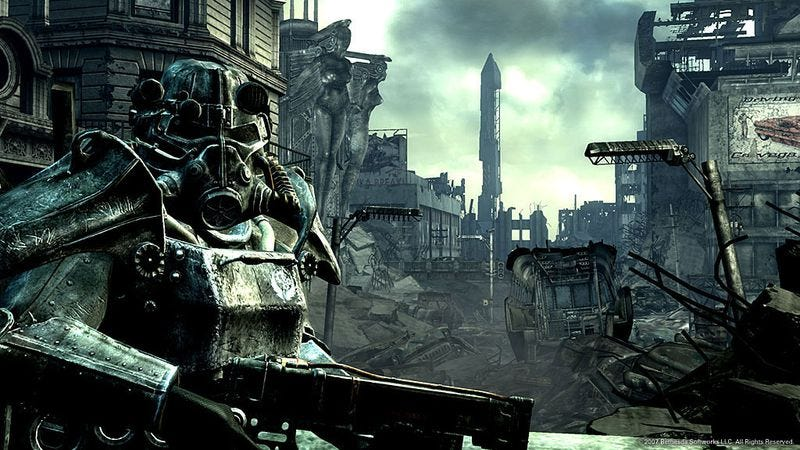 Fallout 3 (Screenshot: Bethesda Softworks)