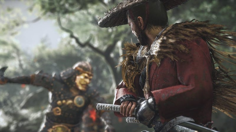 Screenshot Ghost Of Tsushima Sony