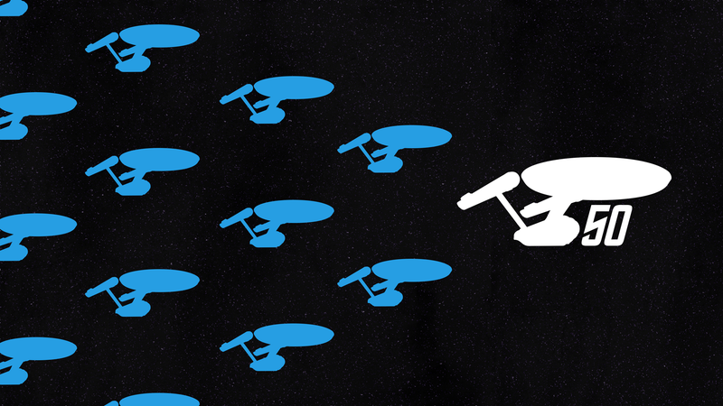 Illustration for article titled Everything I Know About Leadership I Learned from Star Trek
