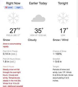 Illustration for article titled PHILADELPHIA SNOWAPOCAYLPSE