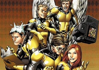 Illustration for article titled Finally Official: Gossip Girl Creator To Reboot X-Men