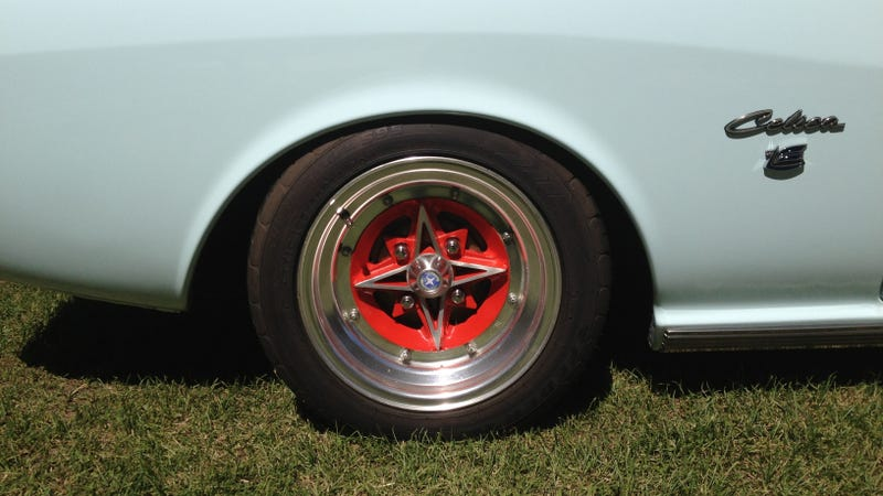 Illustration for article titled Japanese Classic Car Show - Wheels