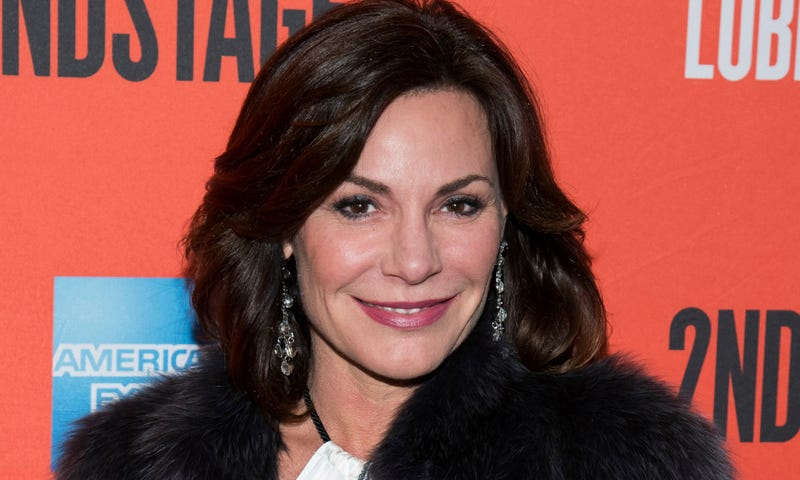 Illustration for article titled Luann de Lesseps Has Reportedly Exited Rehab, Is Rehearsing for Cabaret Show