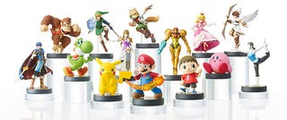 Illustration for article titled Amiibo are Pointless (But I Still Want to Collect Them All)