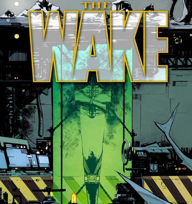 Illustration for article titled The Wake: Part One Review (Issues #1-5)