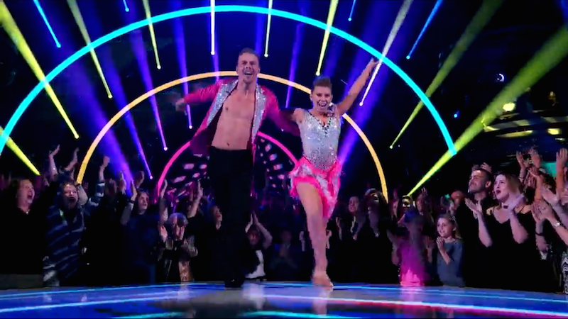 Illustration for article titled SadDancing With the StarsDiaries: Derek Hough Is in It to Win It