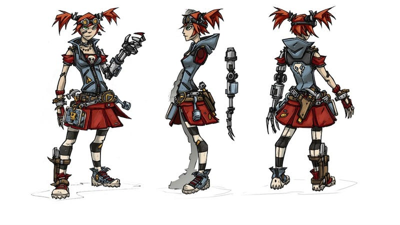 Illustration for article titled Borderlands 2 Is Done. So Gearbox Is Working On DLC.