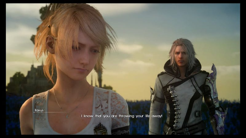 Illustration for article titled Nyren's Corner: Final Fantasy XV's New Cutscenes Are Great