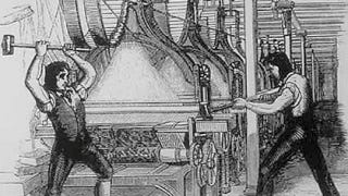 Illustration for article titled Here's Where the Word Luddite Really Comes From