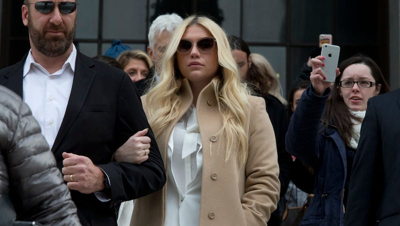 Illustration for article titled Judge Tosses Kesha's Sony Appeal: 'Every Rape Is Not a Gender-Motivated Hate Crime'