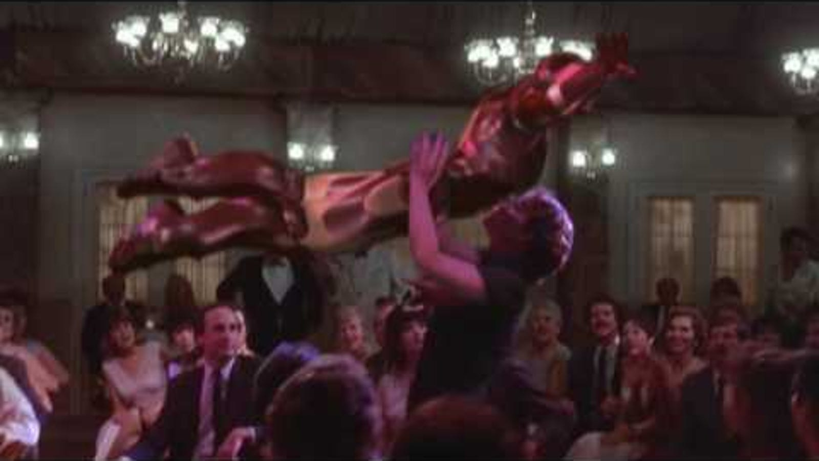 Iron Man + Dirty Dancing = Awesome? Or a Waste of ...