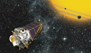 Illustration for article titled NASA's Kepler Mission Discovered 1,000 Planets In Its Quest to Find Life