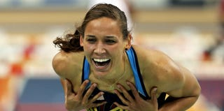 Lolo Jones (Ian Walton/Getty Images)