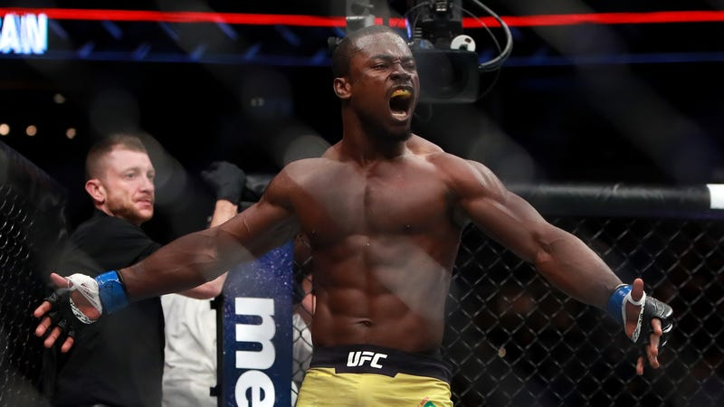 Illustration for article titled Report: UFC Welterweight Abdul Razak Alhassan Allegedly Raped Two Women While Working As A Bouncer