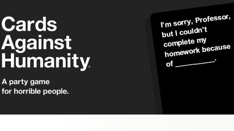 Illustration for article titled Cards Against Humanity Creator Faces Sexual Assault Accusations