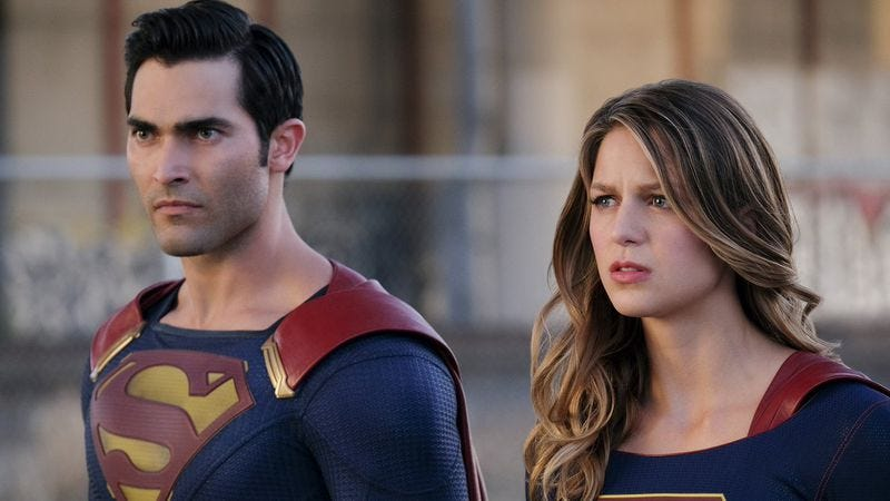 Photo: Supergirl/The CW