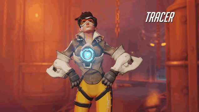 Ccc Overwatch Guidewalkthrough - Tracer-4692