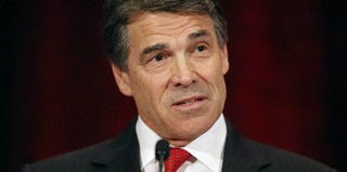 Texas Gov. Rick Perry speaks at the National Right to Life convention. (Steward F. House/Getty Images)