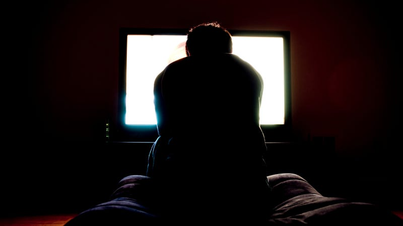 TV is worse for your heart than sitting at work
