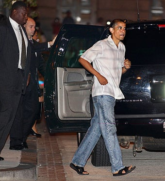 Illustration for article titled Obama's Mandal Controversy Is Really America's Daddy Complex