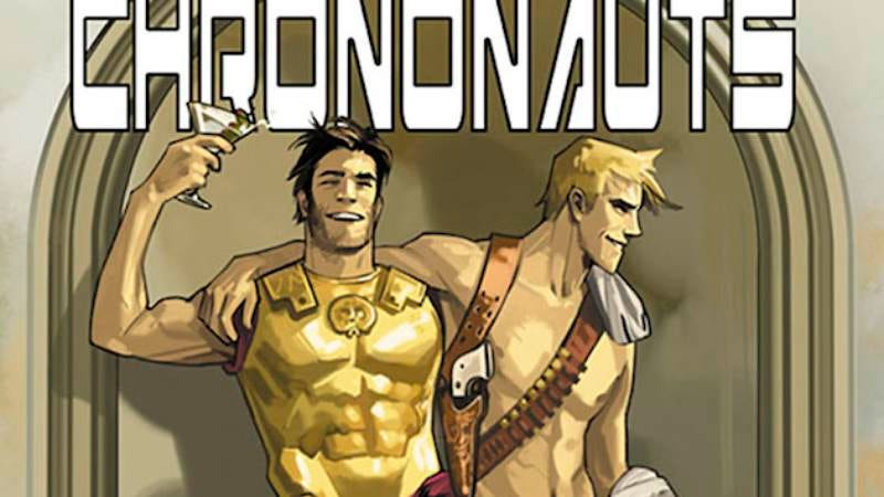 Illustration for article titled Mark Millar's Chrononauts is being turned into a movie, like all Mark Millar comics