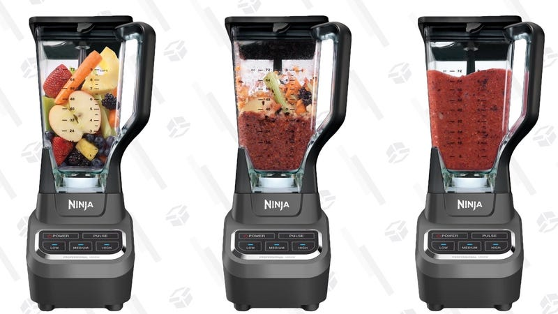 Ninja BL610 Blender | $45 | Amazon