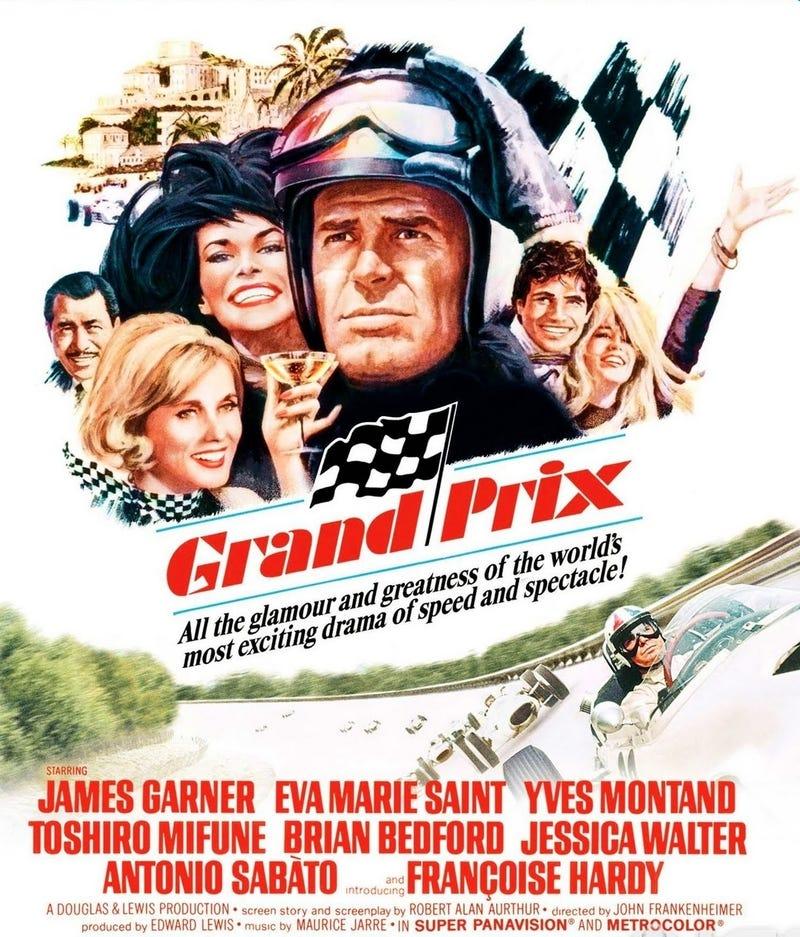 Illustration for article titled Grand Prix