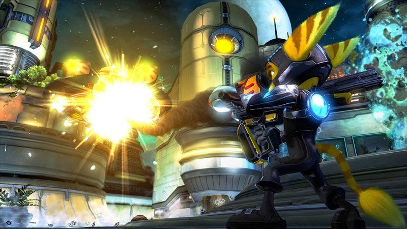 Illustration for article titled Insomniac: New Ratchet & Clank Future Is Single-Player