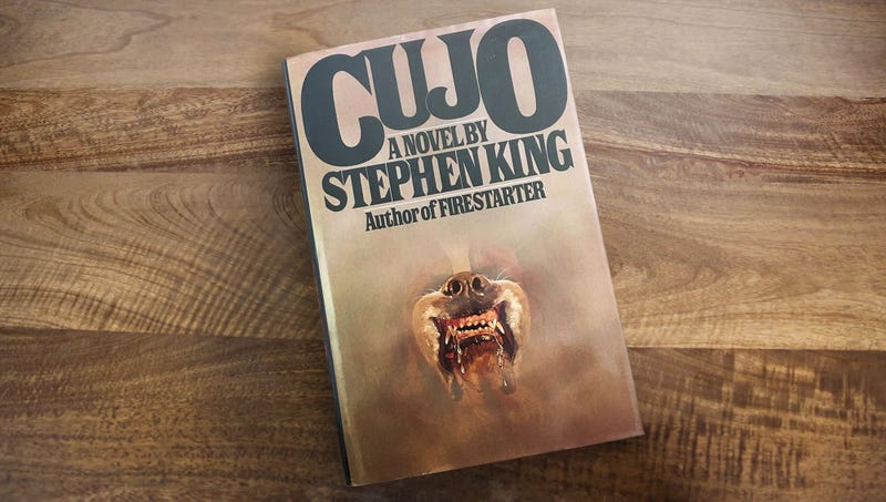 Illustration for article titled Nation Admits Being So Coked-Out In '80s They Have No Memory Of Reading 'Cujo'