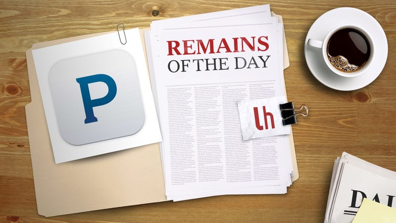 Illustration for article titled Remains of the Day: Pandora Set to Launch New Streaming Service