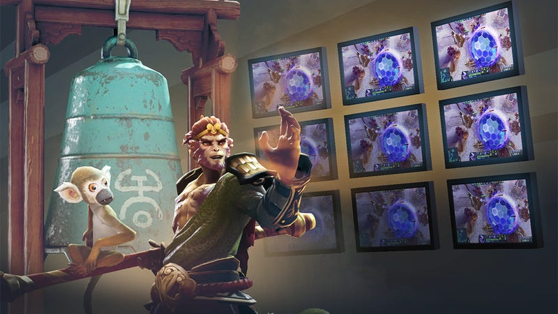 Illustration for article titled Valve Responds To Debate Over Third-Party Dota 2 Tournament Streams