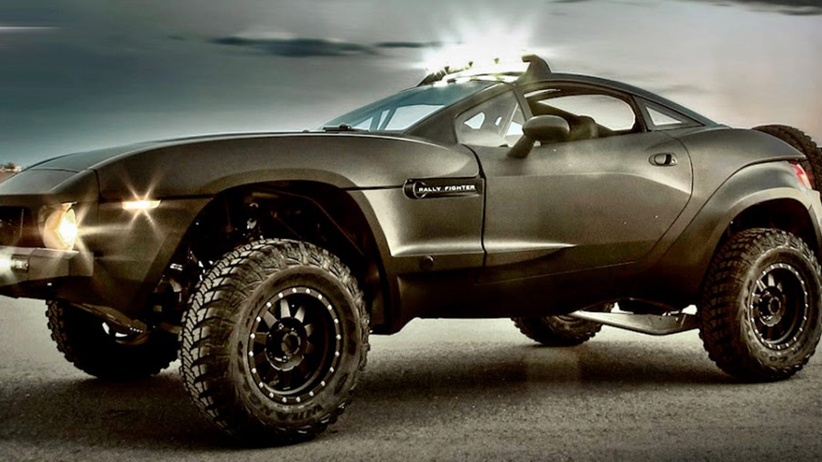 Local Motors Rally Fighter >> How A Small, Open-Source Automaker Got Their Car In ...