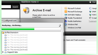 Illustration for article titled MailStore Home Is the Easiest Email Backup Tool We've Seen