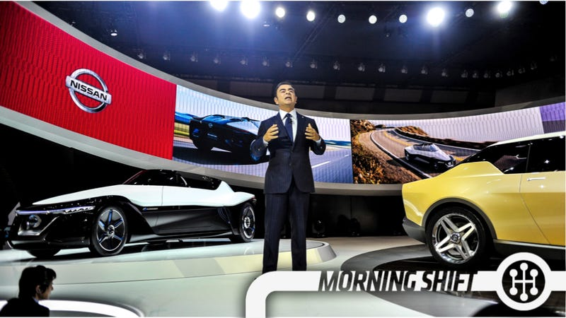 Illustration for article titled Nissan Is Killing It Right Now