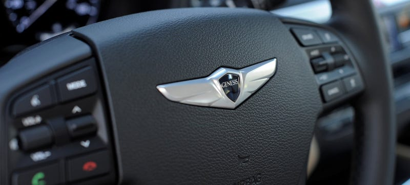 Who Makes Genesis >> Hyundai Makes The Genesis Luxury Brand Official Cars Will Get G
