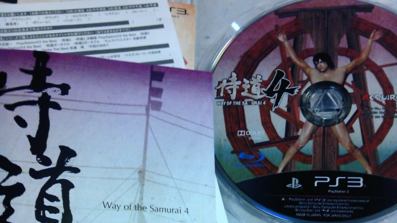 Illustration for article titled A Most Suggestive Game Dick, Err Disc