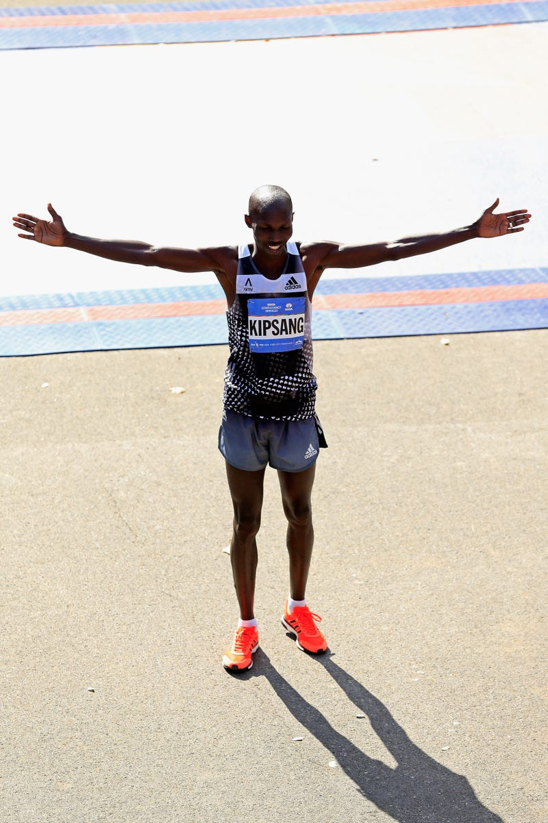 Illustration for article titled Nine Reasons Wilson Kipsang Won The NYC Marathon And You Didn't