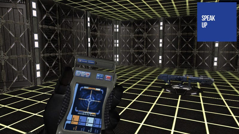 Illustration for article titled Why Holodeck-Level Immersion is the Future of Gaming