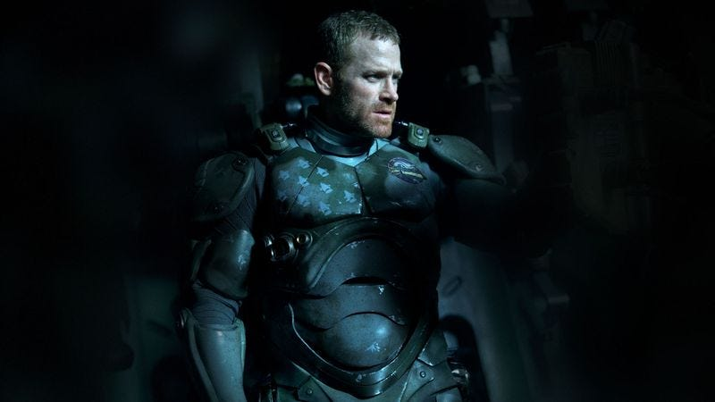 Illustration for article titled Pacific Rim's Max Martini will probably star in Michael Bay's Benghazi thriller