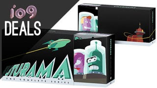 Illustration for article titled The Complete Futurama for $80, Harry Potter Box Set, and More Deals