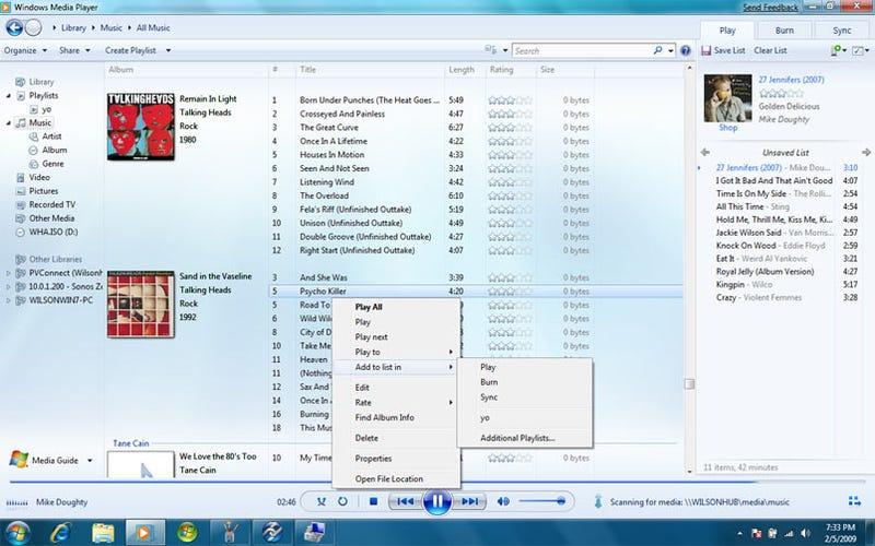 New microsoft windows media player 11 free download windows