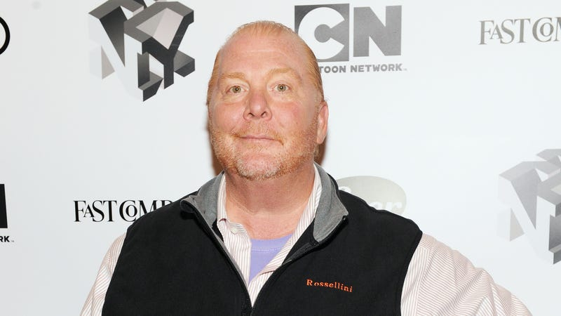 Illustration for article titled Mario Batali is being charged with indecent assault