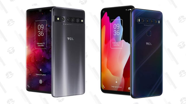 TCL 10 Smartphones Bring Quality Hardware That Was Already Cheap Before Today s 15% Discounts