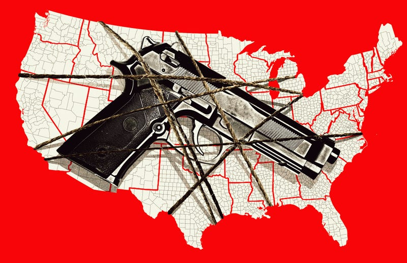 Illustration for article titled We Need Gun Control at Every Level