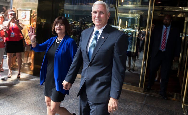 Illustration for article titled Karen Pence Has Shuttered Her 'Towel Charm' Business