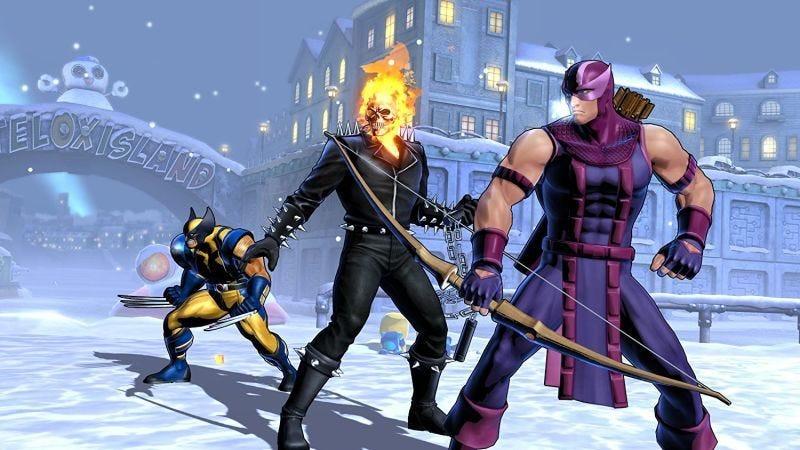 Ultimate Marvel vs. Capcom 3, $15
