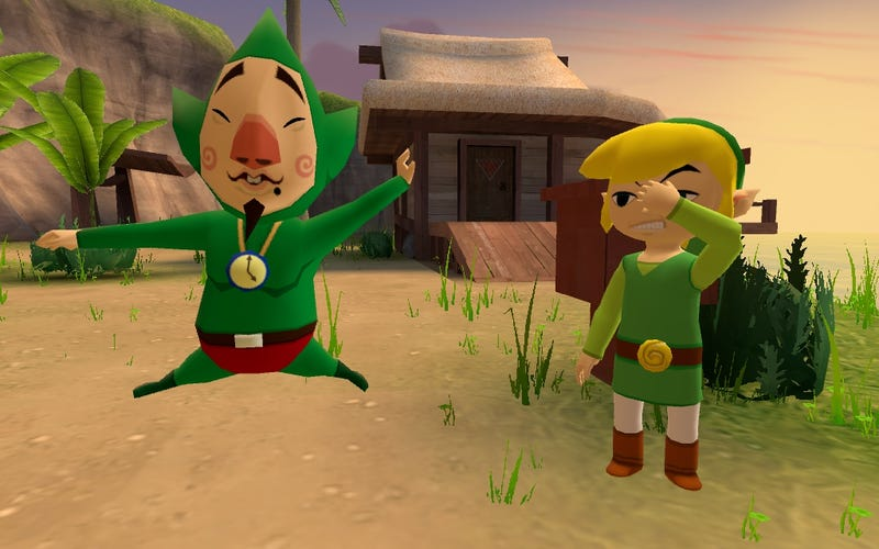Illustration for article titled Nintendo al fin explica cómo (y por qué) se creó el personaje de Tingle