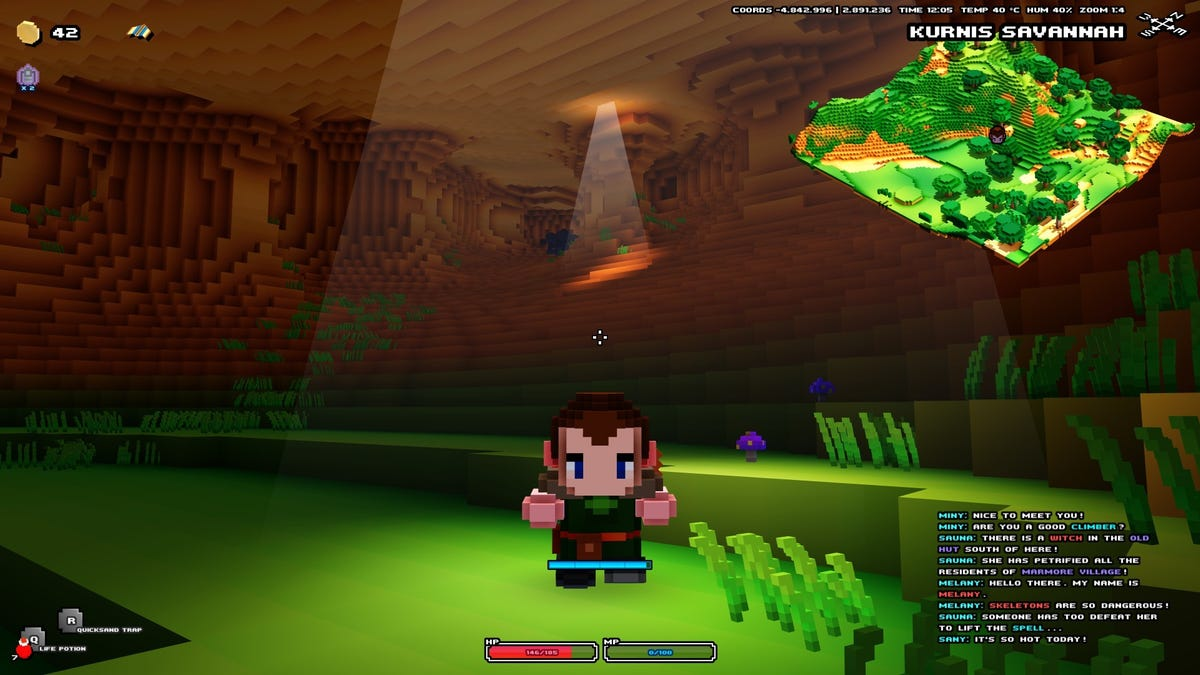 After Disappearing For Six Years, Cube World Is Finally