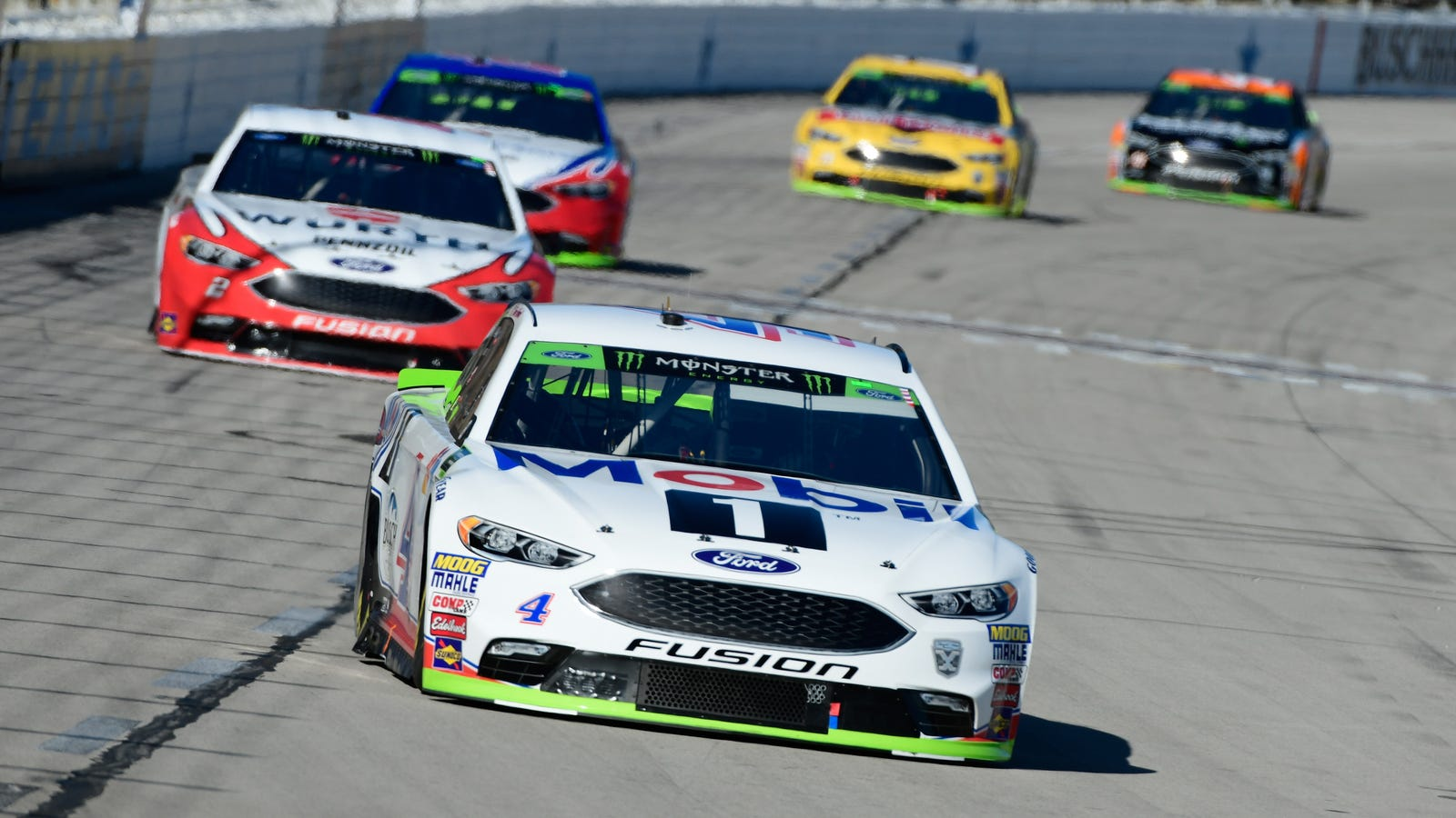 Huge Penalty Puts Kevin Harvick at Risk of Playoff Elimination Thanks to Strange NASCAR Math